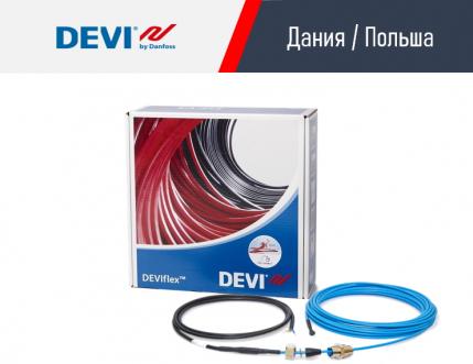 DEVIflex DTIV-9 - в трубу