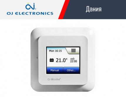 Терморегуляторы OJ ELECTRONICS