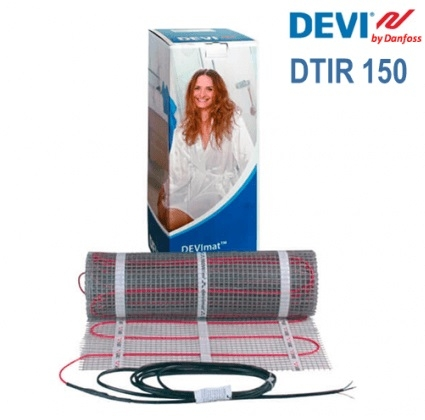 DEVIcomfort DTIR-150 - 7,0 м.кв.