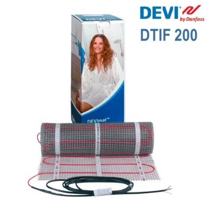 DEVImat DTIF-200 - 2,1 м.кв.