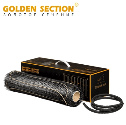 Золотое Сечение GS 2400 - 15,0 кв.м.