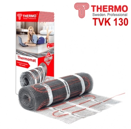 Thermomat TVK 130 - 4,0 кв.м.